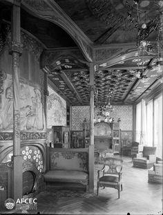 Art Nouveau, Victorian Life, Barcelona City, Fauvism, Impressionism, History, Pictures, Vintage, Interior