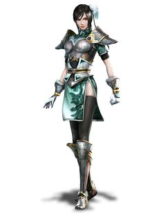 Xing Cai ~ Dynasty Warriors 7