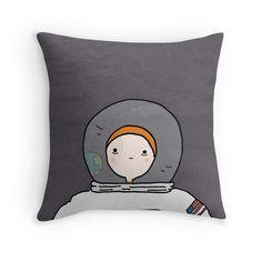 The Astronaut  |  Redbubble