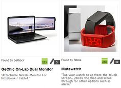 Curisma - See what other Gadget freaks have found on the web...