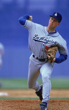 P Orel Hershiser, Dodger All-Star 1987 - 1989 #VoteDodgers