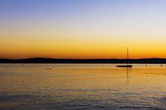 Sunset at lake Balaton, Hungary Hungary, Sunsets, My Photos, Landscape, Beach, Water, Outdoor, Water Water, Outdoors