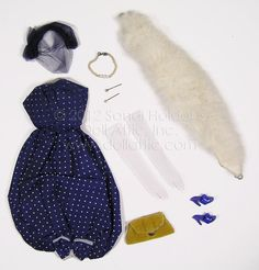 Who remembers this 1959 Barbie Fashion Gay Parisienne?