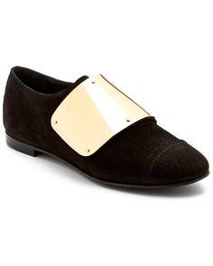 Rue La La — Giuseppe Zanotti Leather Oxford