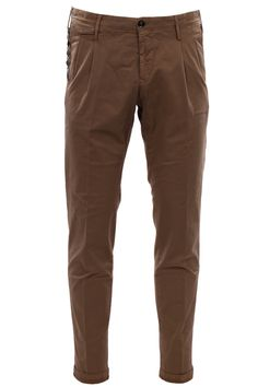 Worn out pants - PT - Virno Cotton Pants, Stretch Pants, Spring Outfits, Parachute Pants, Khaki Pants, Buttons, Fall, Clothing, Fashion