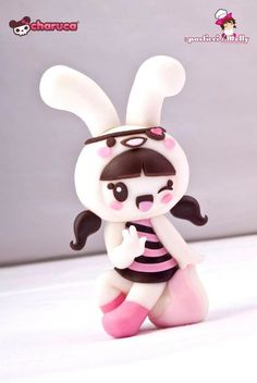 Bunny Charuca (i pasticci di Molly)