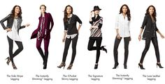 The Leggings Studio by White House Black Market. More looks than you can imagine.