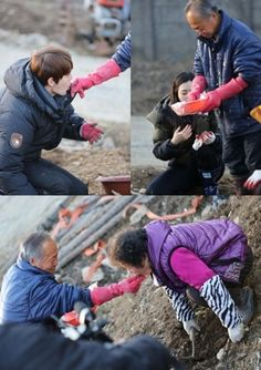"""Kim Woo Bin on """"Four Sons and One Daughter"""""""