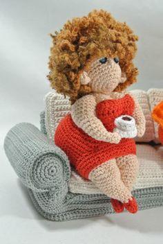 105 Beste Afbeeldingen Van Els Keijzer Crochet Doilies Crochet