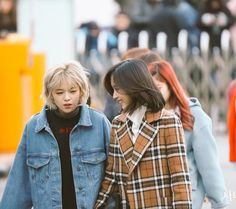 Find images and videos about kpop, twice and mina on We Heart It - the app to get lost in what you love. Kpop Girl Groups, Kpop Girls, Pre Debut, One In A Million, Girl Crushes, Wattpad, Plaid, Denim, My Love