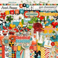 Got Chemistry? by Jady Day Studio and Meghan Mullens. $8.99