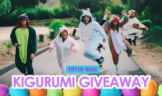 Because I want to have a kigurumi. I want to enjoy having a kigurumi. If I win a kigurumi, I will be immensely happy and find a matching kigurumi for my dog and post it on here.