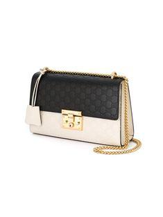 09002c40ba04 Gucci Padlock Gucci Signature Shoulder Bag - Farfetch