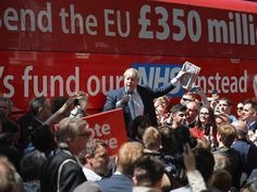 The Tories' NHS pledge puts them on a Brexit bus to nowhere Matthew d'Ancona Magical thinking can't solve the conundrum of the leave 'dividend'. But will the Tories stomach a wealth tax? Uk Politics, Political Leaders, Political Campaign, Logo Maker, Divorce, Alastair Campbell, Vote Leave, Eu Referendum, Europe