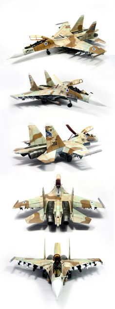 What if - Israel Air Force Sukhoi Su-30MK (Trumpeter 1/72)