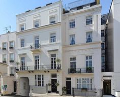 5 bedroom house for sale in Halkin Place, Belgravia - Rightmove. 5 Bedroom House, Outdoor Spaces, Townhouse, Property For Sale, Multi Story Building, Mansions, House Styles, Google Search, Home Decor