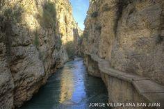 El Cañón de los Almadenes, se encuentra situado en las cercanías de Las Minas, podemos acceder por un camino existente justo enfrente de ...