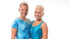 Dancing on Ice -kilpailija: Sauli Koskinen