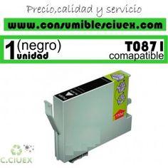 CARTUCHO COMPATIBLE EPSON T0871