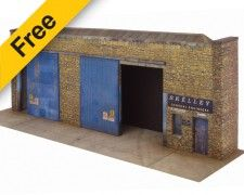 Low Relief Warehouse