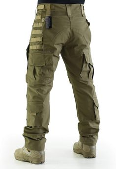 ZAPT Breathable Ripstop Fabric Pants Military Combat Multi-Pocket Molle Tactical Pants with EVA Knee Pads Mens Tactical Pants, Tactical Wear, Tactical Clothing, Cargo Pants Men, Camo Pants, Men Trousers, Combat Pants, Military Pants, Army Camo