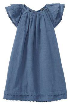 Ralph Lauren Toddler's, Little Girl's & Girl's Cotton Boho Dress