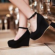 Suede Women's Wedge Heel Heels Pumps/Heels Shoes (More Colors). Get super saving discounts up to 80% Off at Light in the Box with Coupon.