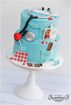 I Want To Graduate Nursing School All Over Again Just Get This Nurse Cake