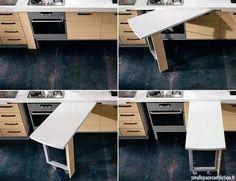 "Képtalálat a következőre: ""how to get extra counter space in kitchen"""