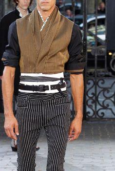 Haider Ackermann S/S 16 Menswear (Paris) / #MIZUstyle