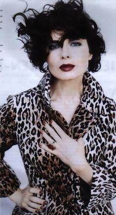 ISABELLA ROSSELLINI...Classic beauty...