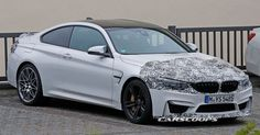 What Does BMW Have Cooking With These M4 Prototypes - Carscoops (blog)