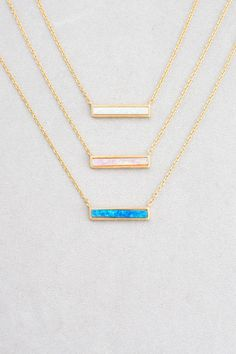 Lovoda - Pixum Bar Stone Necklace, $20.00 (https://www.lovoda.com/pixum-bar-stone-necklace/)