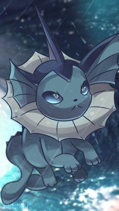 Vaporeon (Pokémon) - Bulbapedia, the community-driven Pokémon encyclopedia