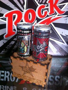 Rock Star Energy Drink since1999 : ROCKSTARENERGYDRINKSINCE1999 COLLECTOR CAN