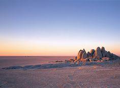 Makgadikgadi Pan, salt pan in Botswana
