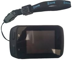 Cycling GPS Units - GSAVR Lanyard  Tether  Leash  For your Garmin Edge 200 500 510 520 800 810 1000  Also for Wahoo Polar Lezyne Cateye Sigma or any other Cycling Bike GPS Computer * Read more reviews of the product by visiting the link on the image.