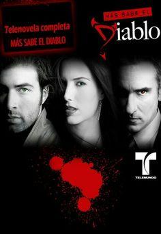 MAS SABE EL DIABLO (2009) JEANCARLOS CANELA, GABY ESPINO and MIGUEL VARONI...
