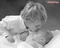 #Amor #babysteps #bebés #irmãos #proteção