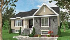 Modèle maison usinée 783