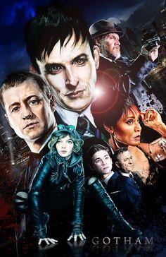 Gotham by Corbyn S. Kern