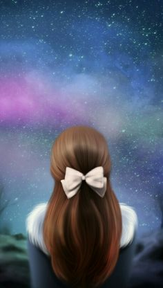 Discover and share the most beautiful images from around the world lovely girl image, girls Beautiful Fantasy Art, Most Beautiful Images, Beautiful Anime Girl, Beautiful Beautiful, Cute Girl Wallpaper, Cute Wallpaper Backgrounds, Iphone Wallpapers, Cute Girl Drawing, Cute Drawings