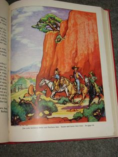 The Book Of Cowboys 1936 Holling C Holling