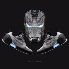 quality design 4dfc8 c3fa2 Ironman x Nike Hyperadapt