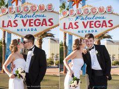Las Vegas Elopement Photo Session - George and Olga - Las Vegas Event and Wedding Photographer