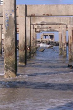 Atlantic City - North side after Sandy.