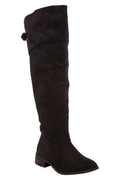 9823d497eff39 just got some black suede over-the-knee durby riding boots very similar to