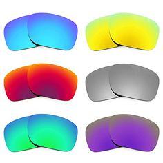 replacement lenses oakley holbrook xiur  Revant Replacement Lenses for Oakley Holbrook 6 Pair Combo Pack K026