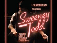 Sweeney Todd: The Demon Barber of Fleet Street - Royal Exchange Theatre November 30th 2013