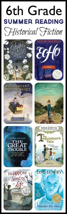 Want to keep your grader (age reading all summer long? Here's my grade summer reading list for kids ages 11 and 6th Grade Reading, Kids Reading, Teaching Reading, Reading Books, Learning, Reading Genres, Reading Skills, Good Books, Books To Read